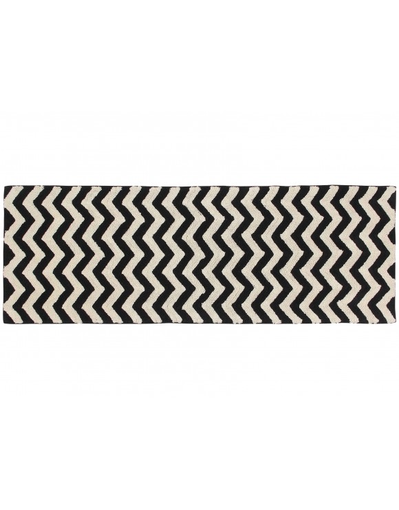 Alfombra Lavable Zig-Zag