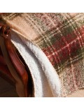 Manta Plaid Sherpa Edimburgo