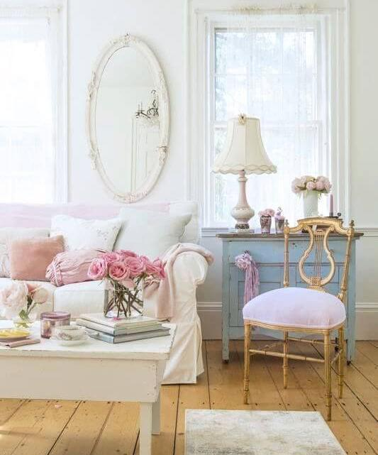 Claves de la decoraci n estilo shabby chic - Estilo shabby chic decoracion ...