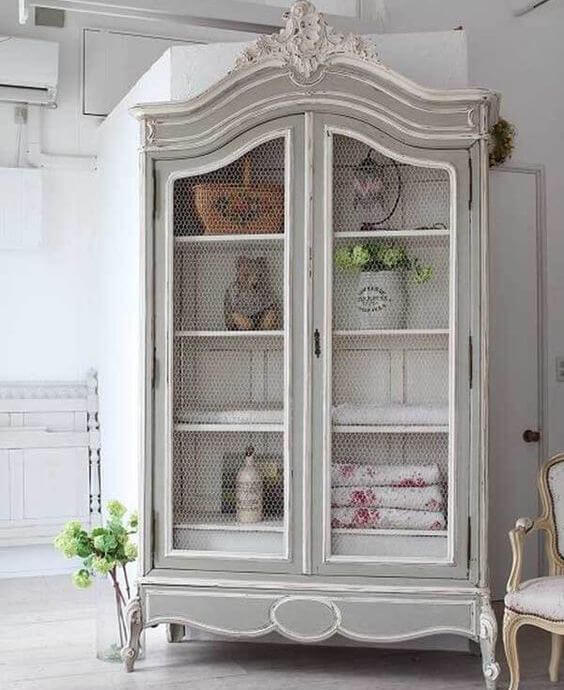 Claves de la decoraci n estilo shabby chic for Muebles shabby