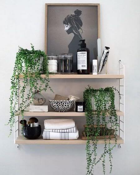 plantas decoración nórdica